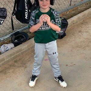 KIDS Under Armour baseball pants